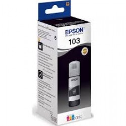 Epson C13T00S14A Ink bottle 103 Black EcoTank